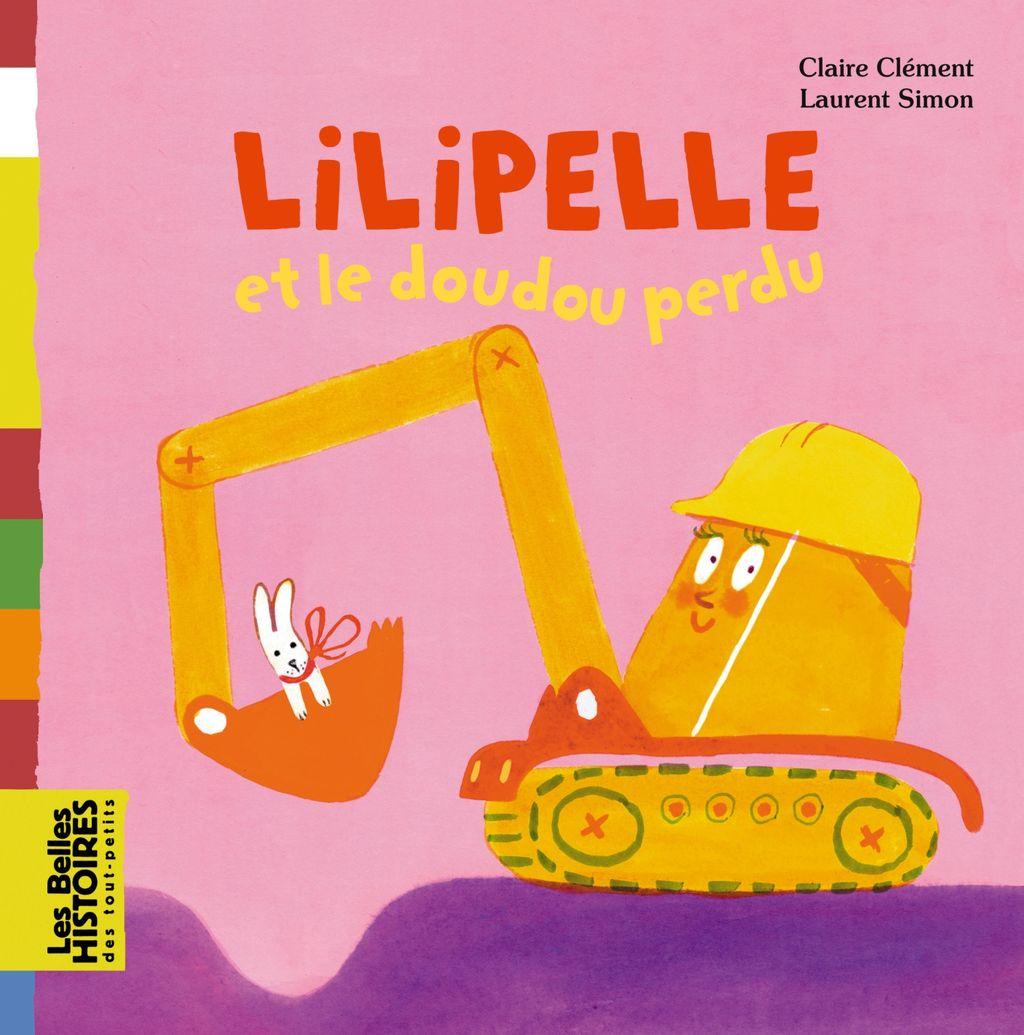 Couverture de «Lilipelle et le doudou perdu»