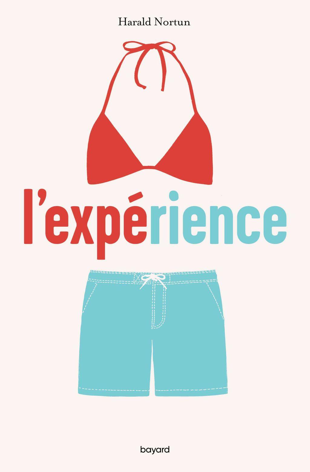 Couverture de «L'expérience»