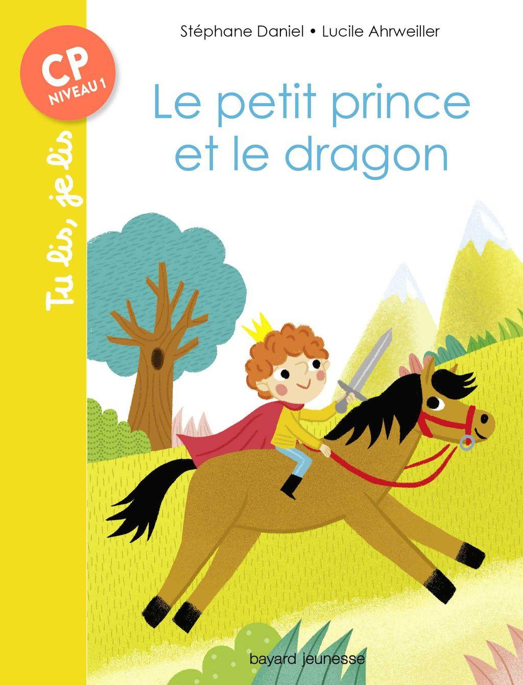 Couverture de «Le petit prince et le dragon»