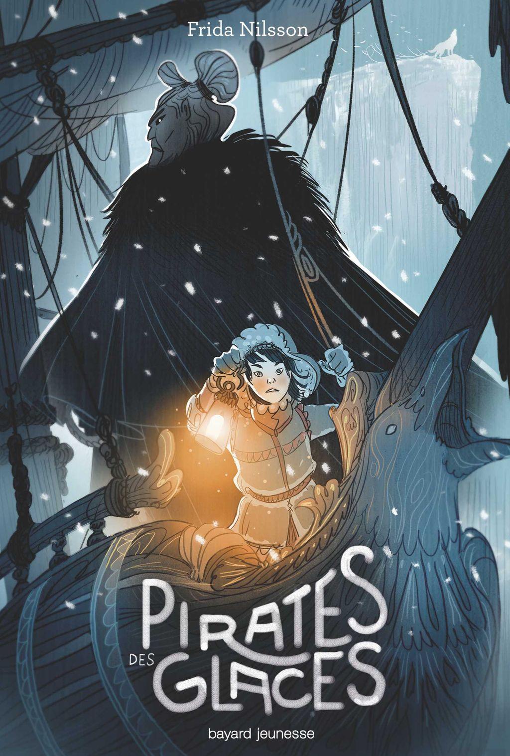 Couverture de «Pirates des glaces»