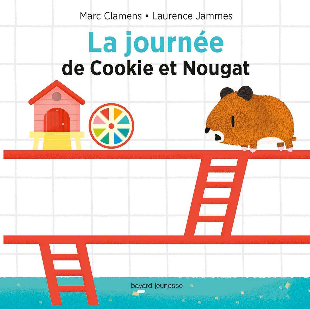 Couverture de «La journée de Cookie et Nougat»