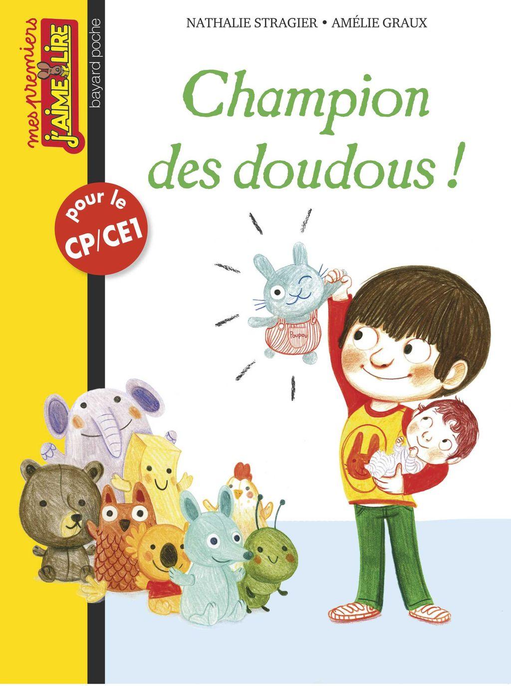 «Champion des doudous» cover