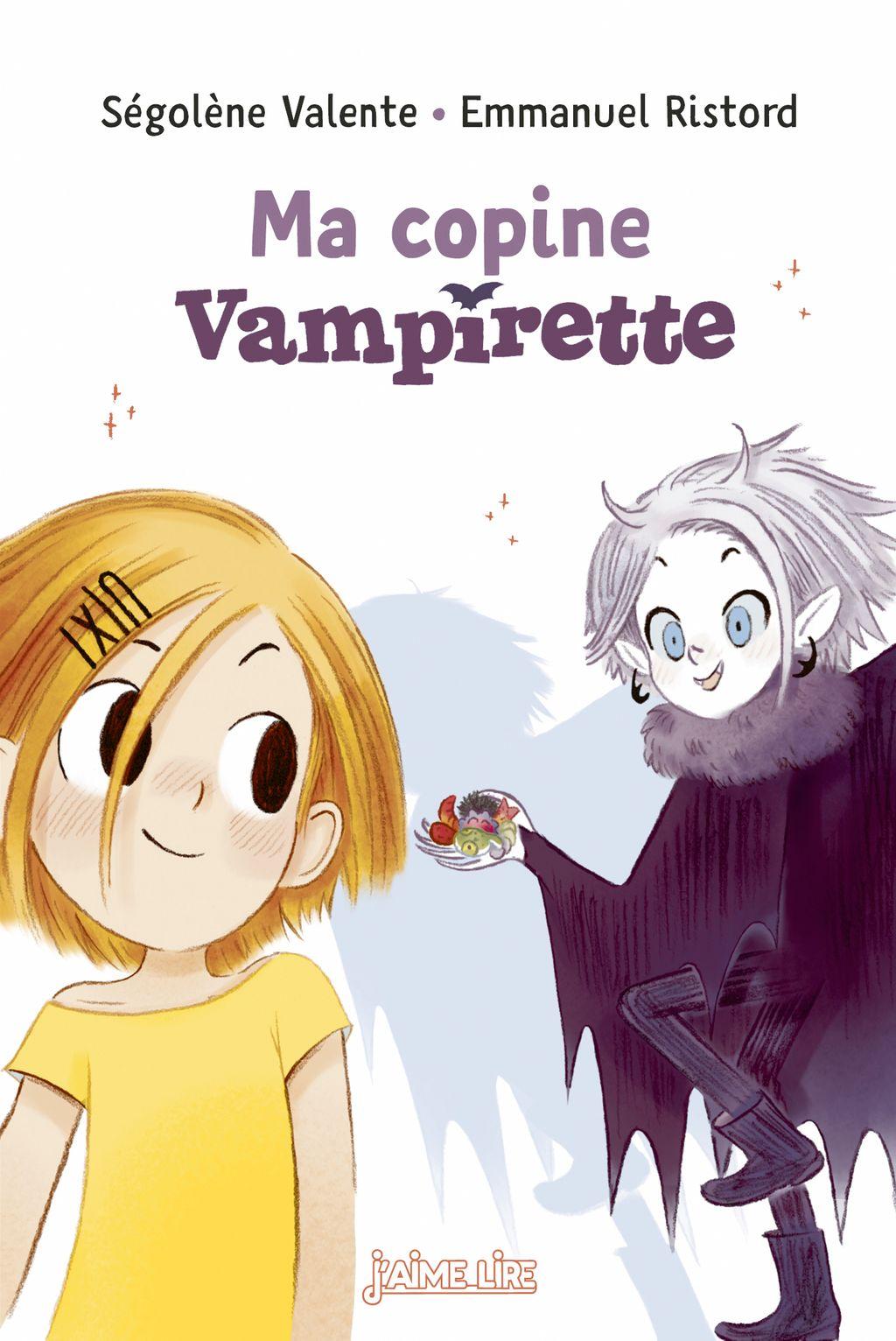 «Ma copine Vampirette» cover