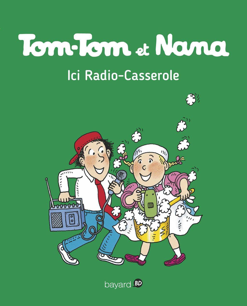 Couverture de «Ici Radio-Casserole»