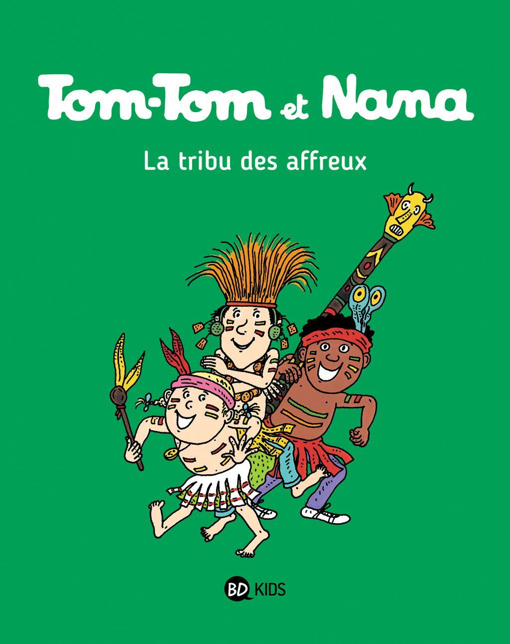 Couverture de «La tribu des affreux»
