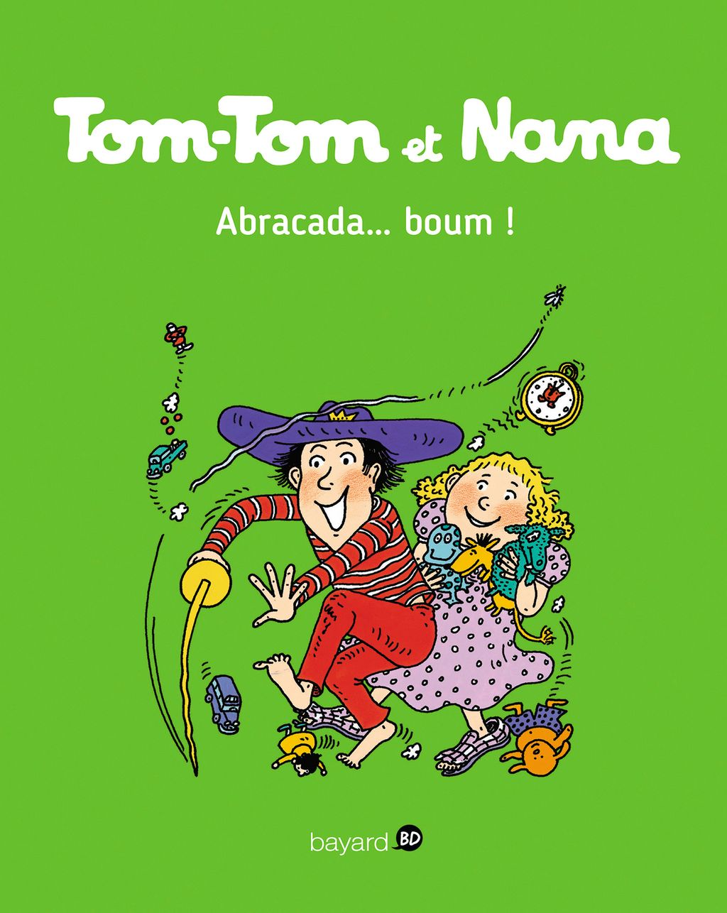 Couverture de «Abracada…Boum»