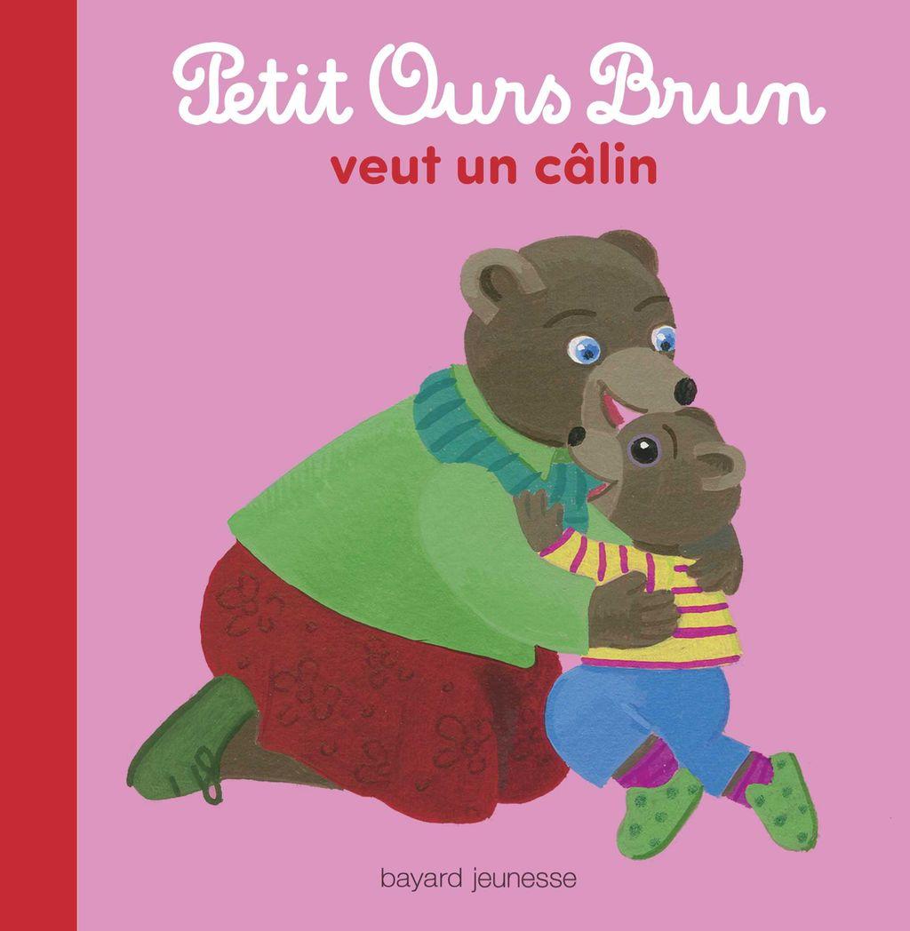 Couverture de «Petit Ours Brun veut un câlin»