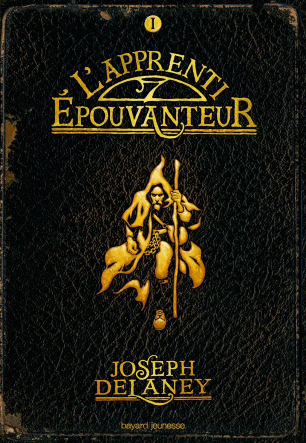 Couverture de «L'apprenti-Épouvanteur»