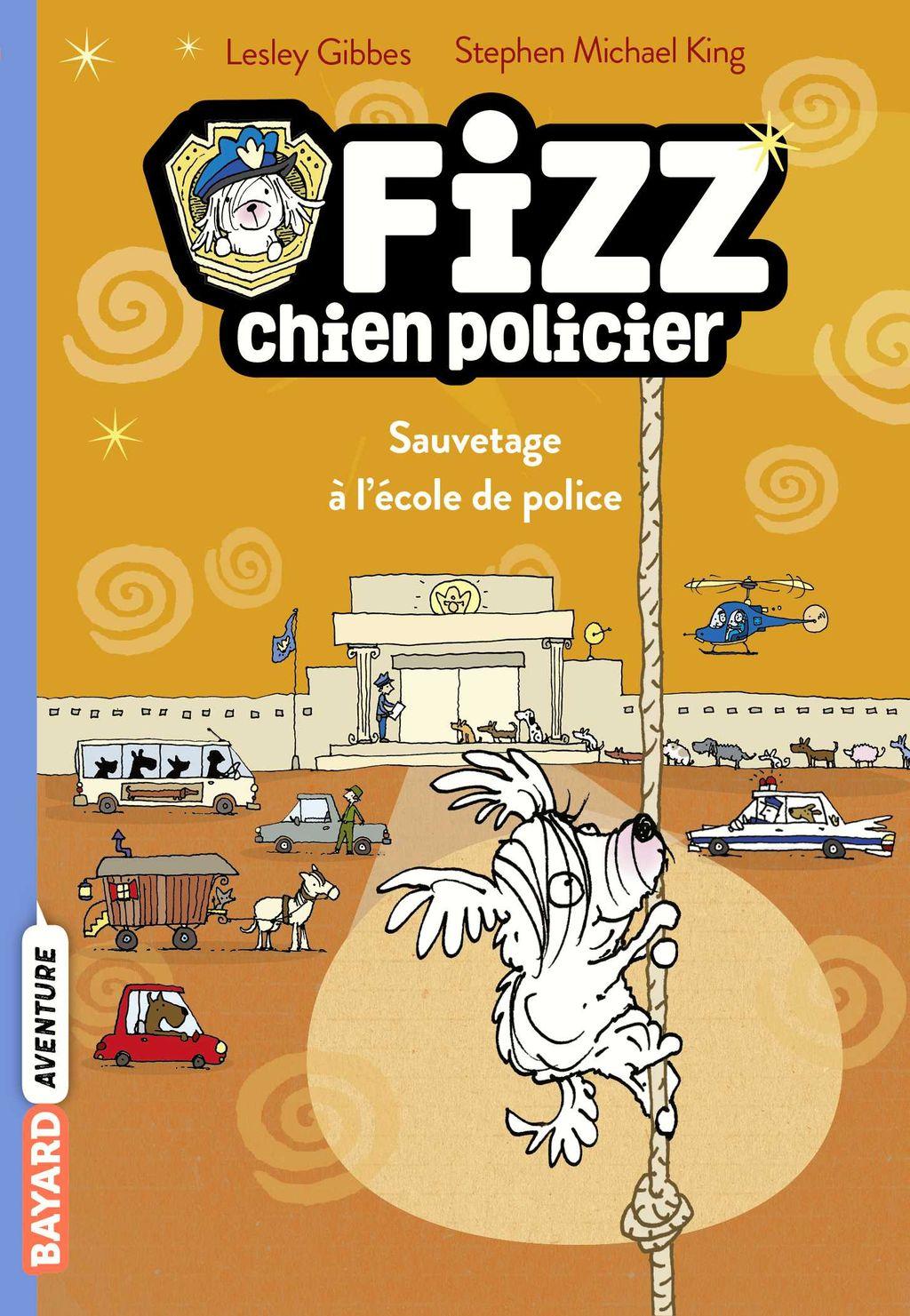 Couverture de «Sauvetage à l'école de police»