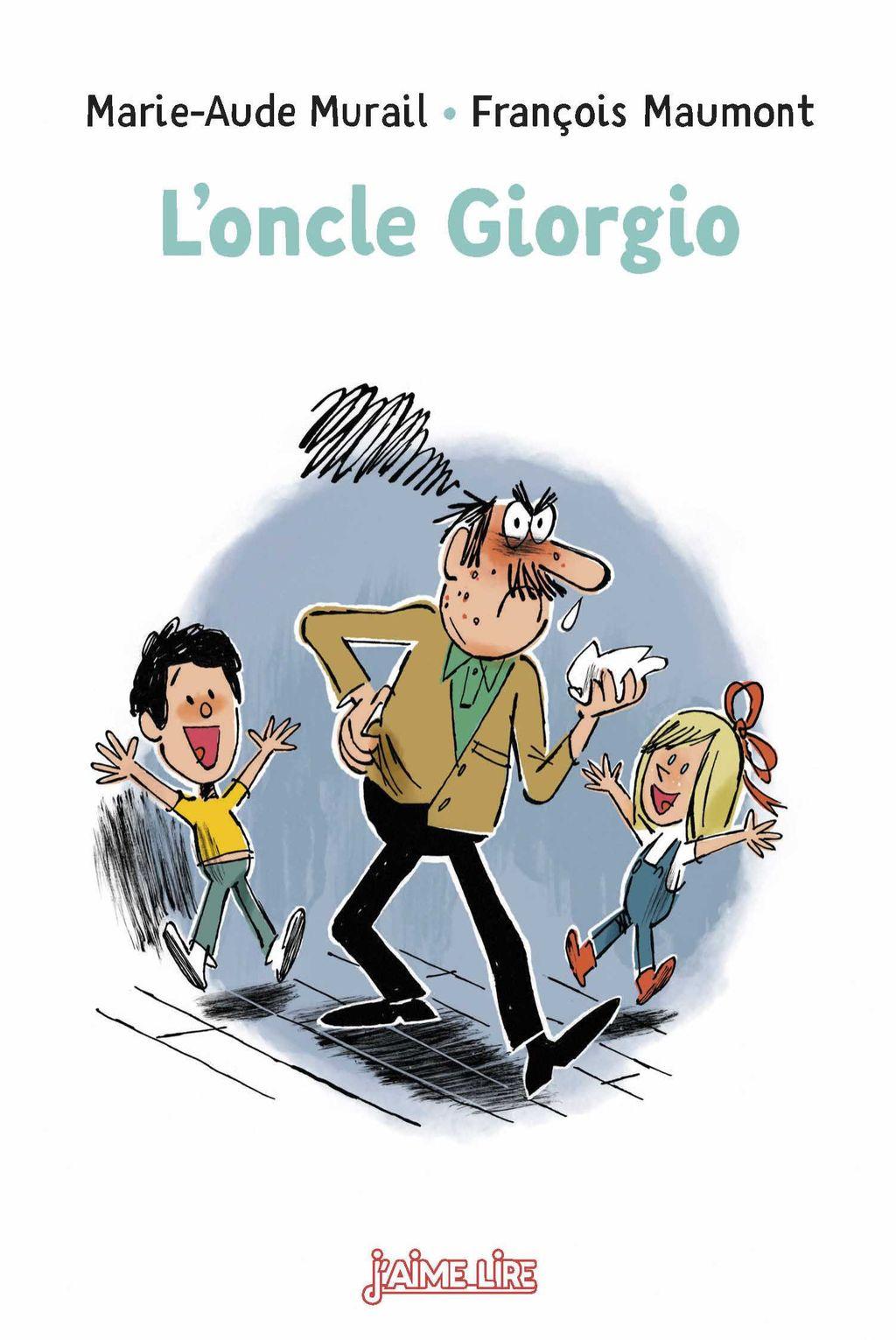 Couverture de «L'oncle Giorgio»