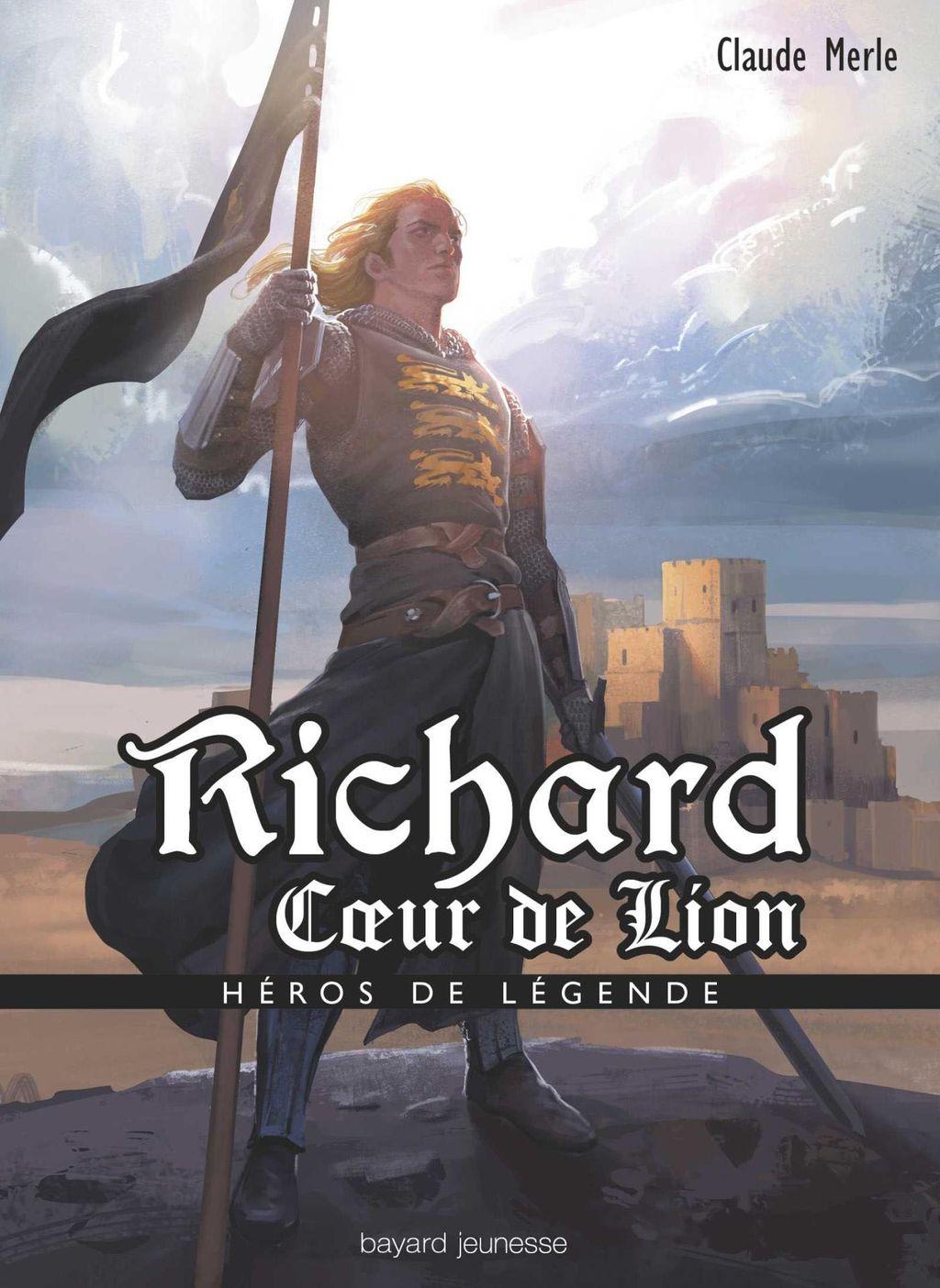 «Richard Cœur de Lion» cover