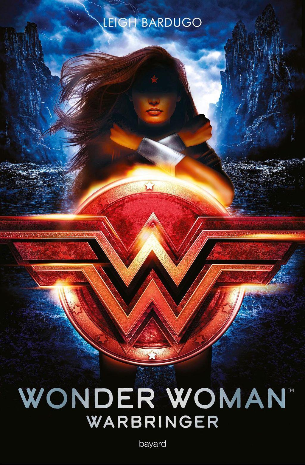 Couverture de «Wonder Woman : Warbringer»