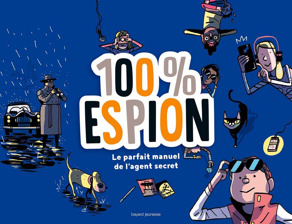 «100 %  espion» cover