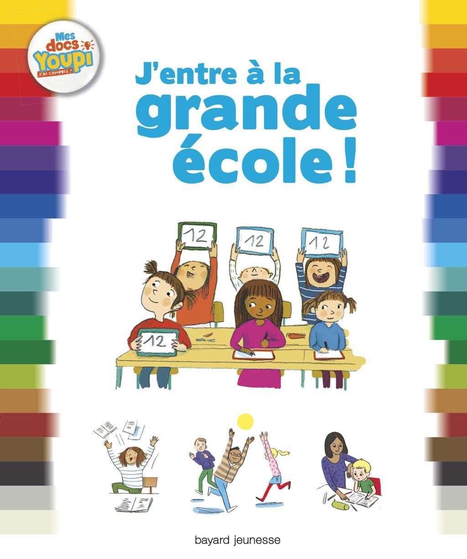 «J'entre à la grande école !» cover