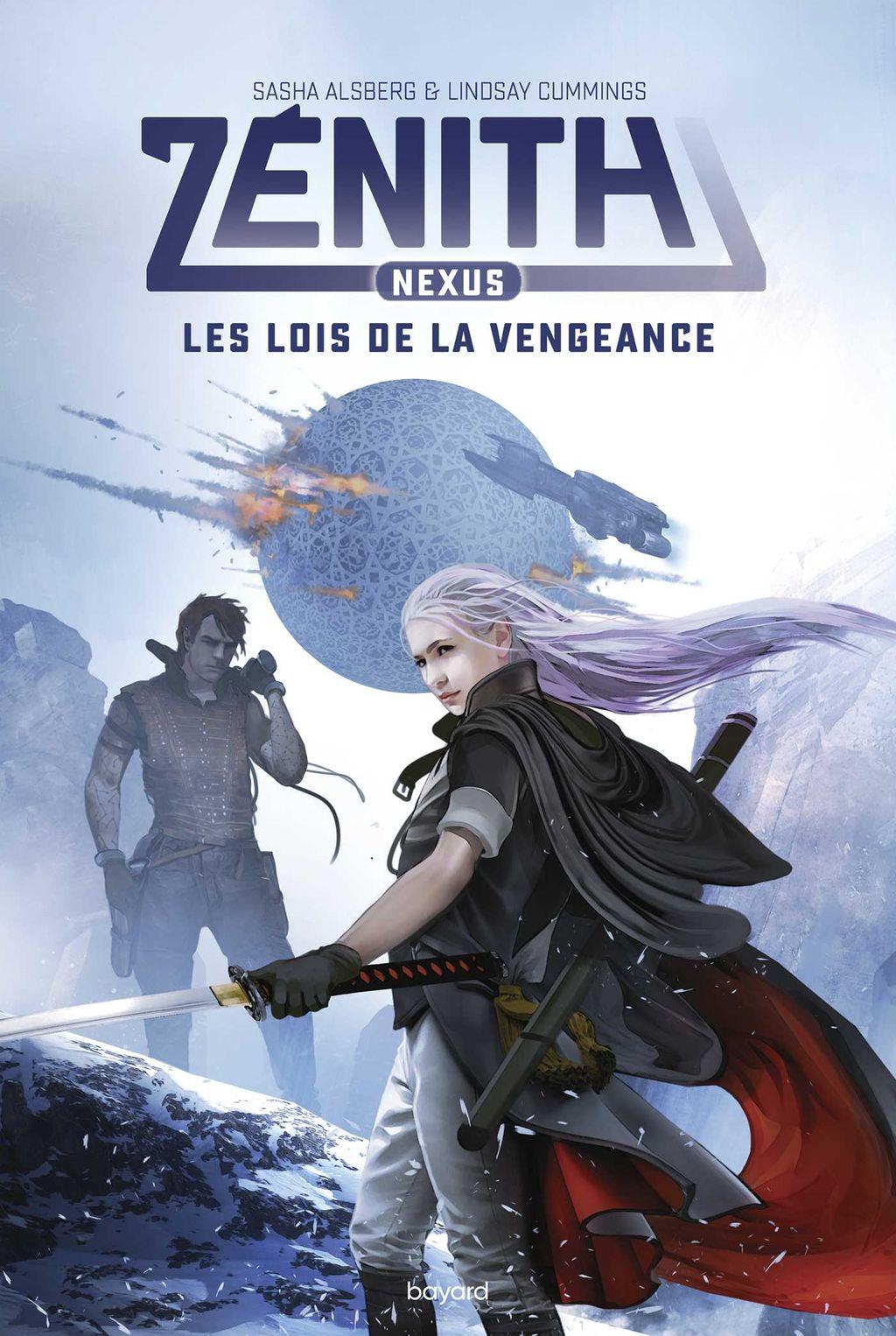 Couverture de «Nexus Les lois de la vengeance»