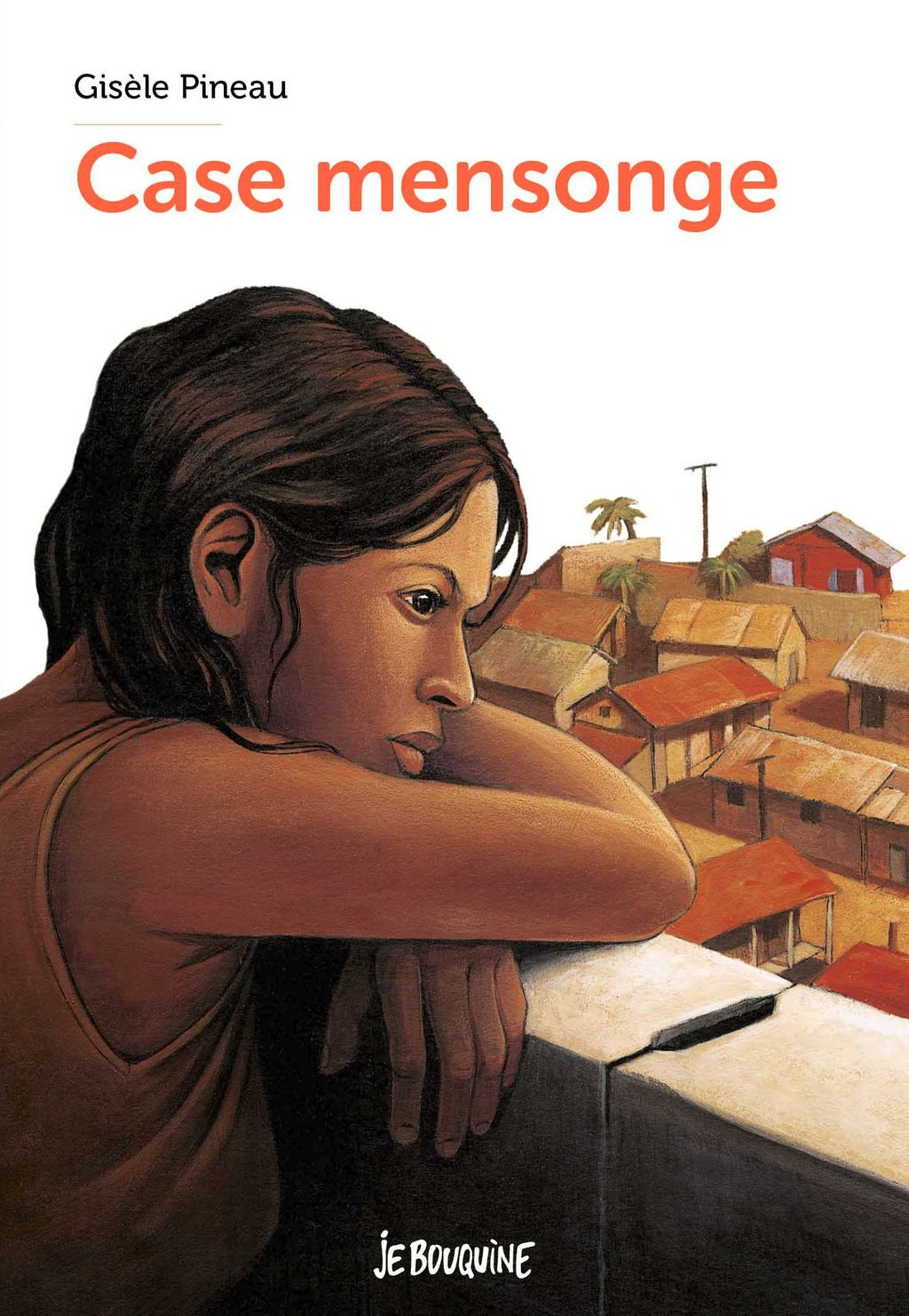 Couverture de « Case mensonge »