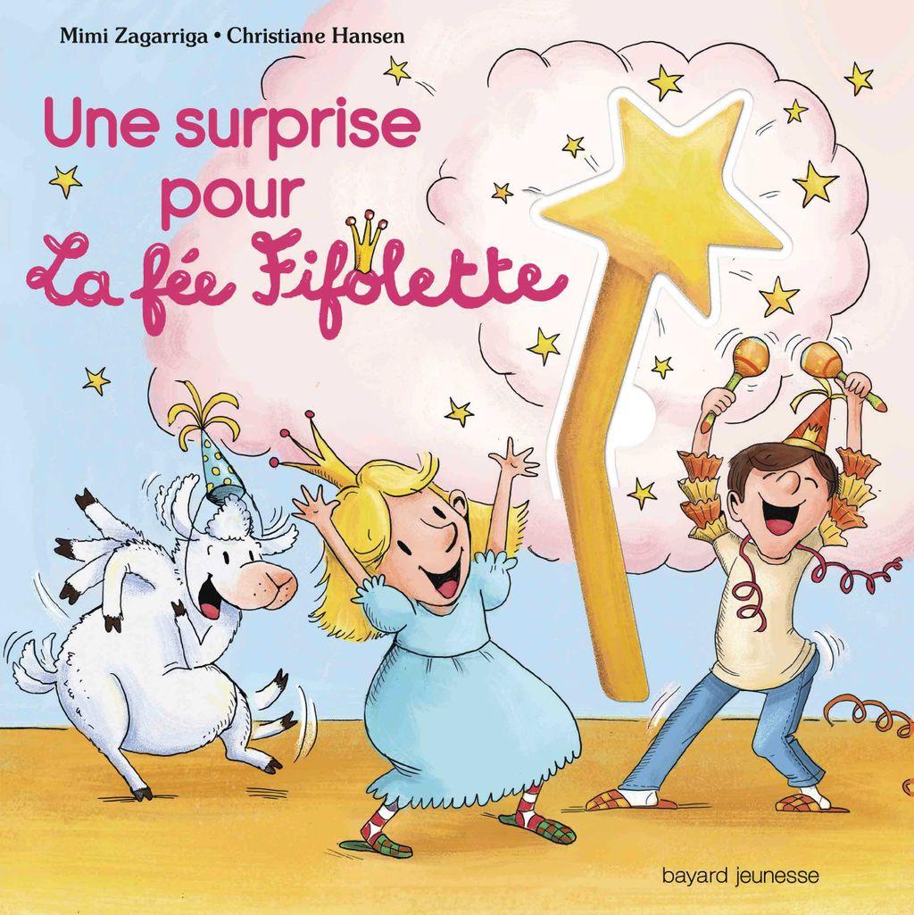 «Une surprise pour la fée Fifolette» cover