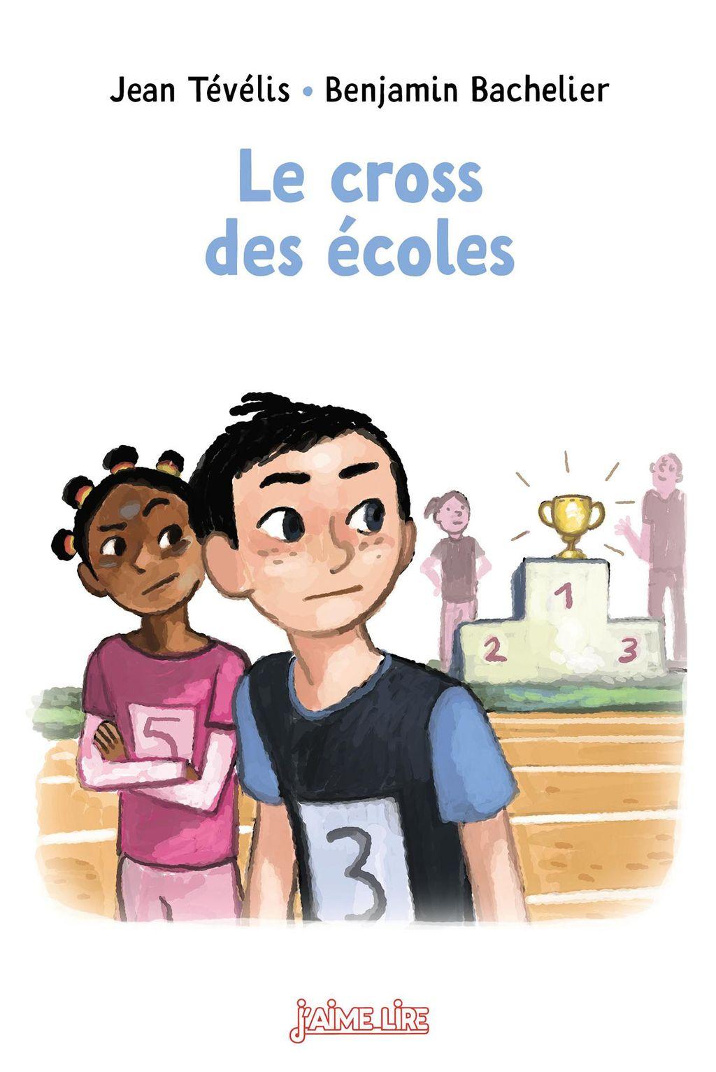 «Le cross des écoles» cover