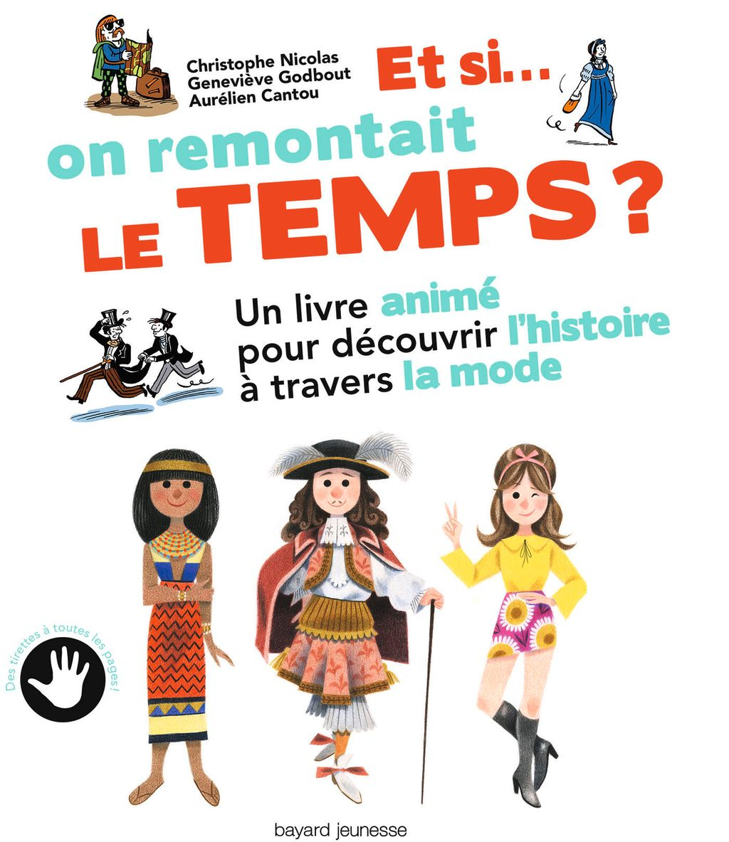 « Et si on remontait le temps ? » cover