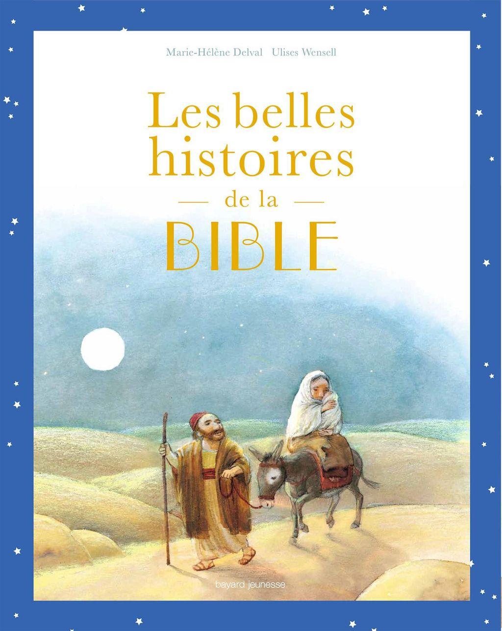 Couverture de «Les belles histoires de la Bible»