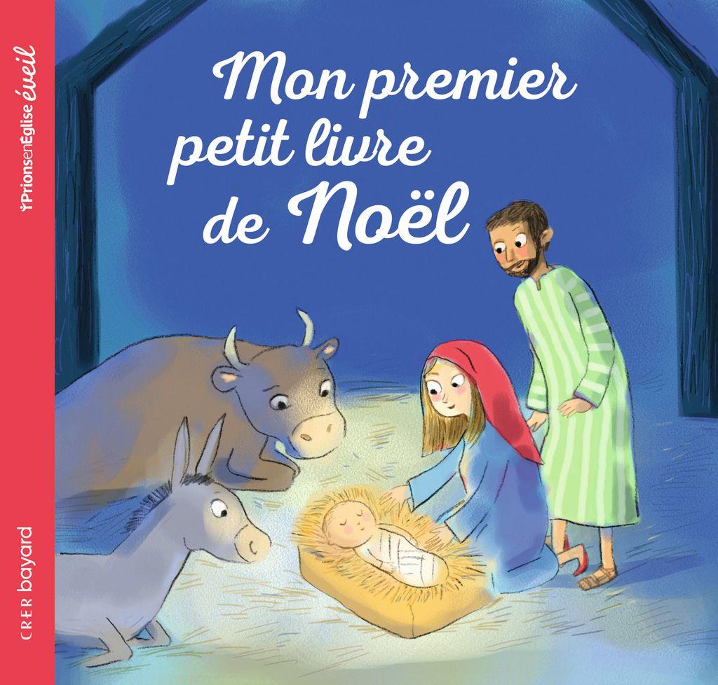 «Mon premier petit livre de Noël» cover