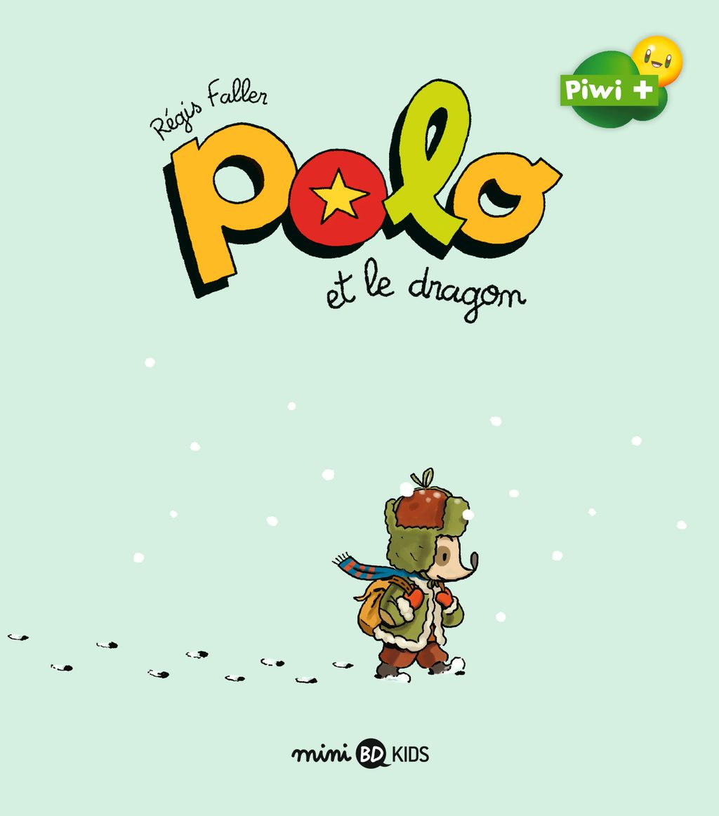 Couverture de « Polo et le dragon »