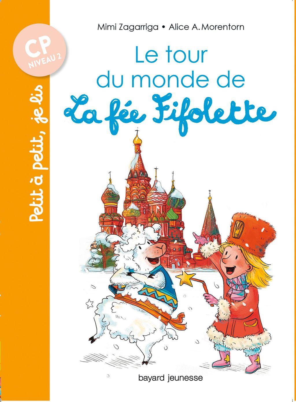Couverture de «Le tour du monde de la fée Fifolette»