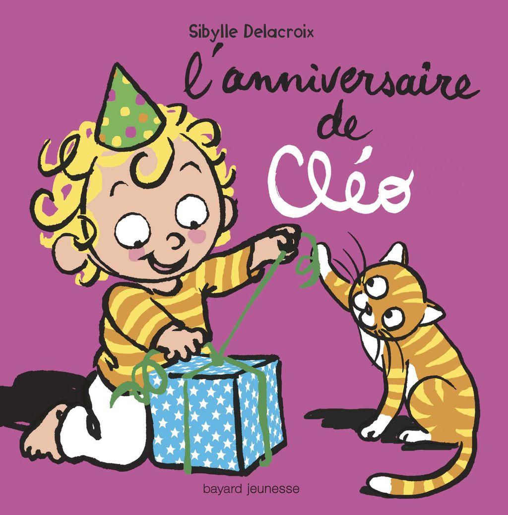 Couverture de «L'anniversaire de Cléo»