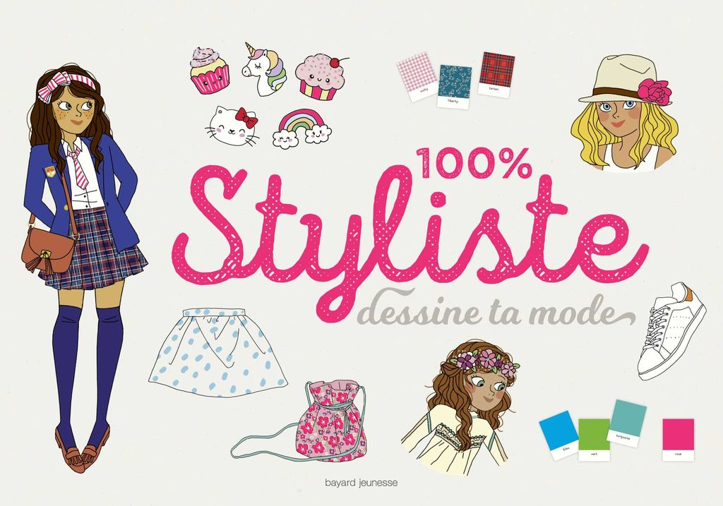 « 100 % styliste » cover