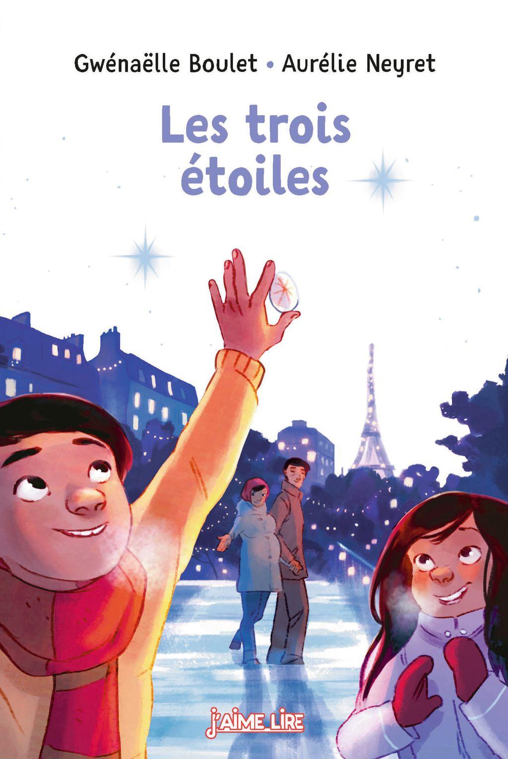 «Les trois étoiles» cover