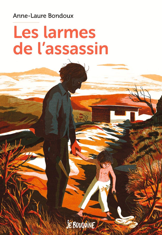 «Les larmes de l'assassin» cover