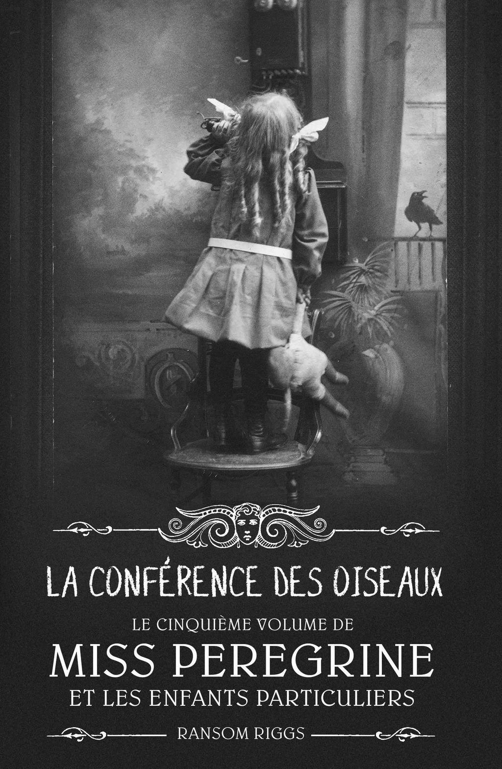 Couverture de «La conférence des oiseaux»