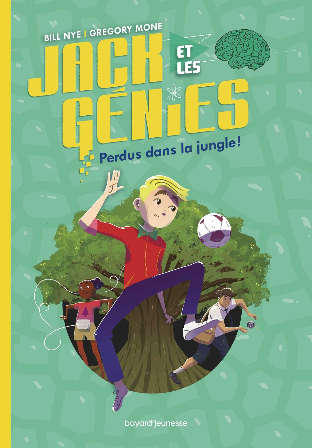 Couverture de « Perdus dans la jungle ! »