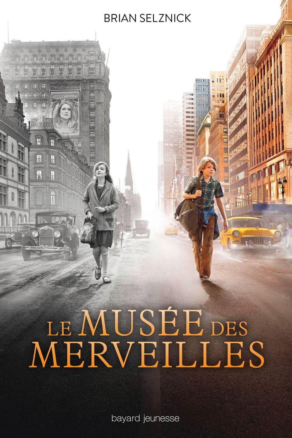 Couverture de «Le musée des merveilles»