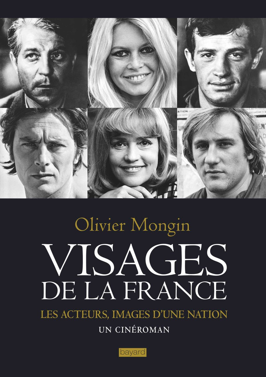 Couverture de « Visages de la France »