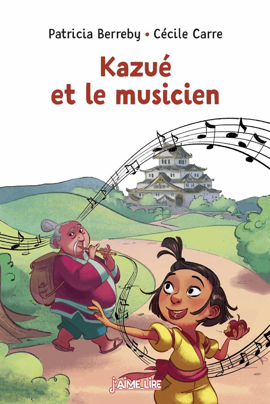 Couverture de «Kazué et le musicien»