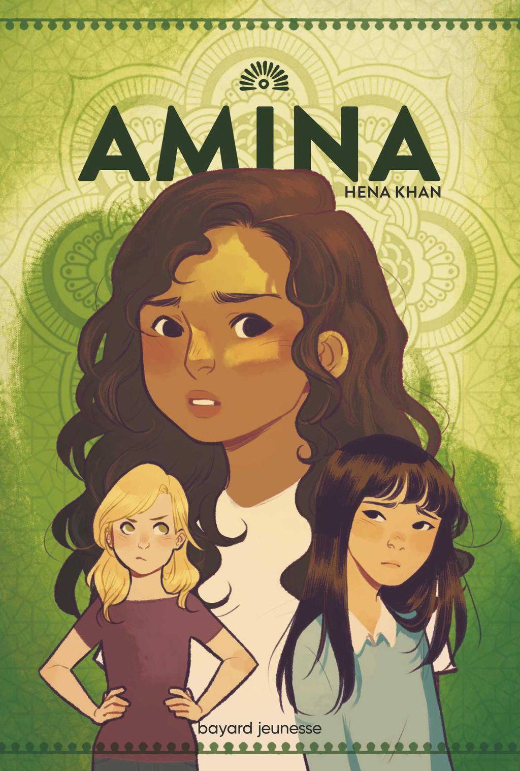Couverture de «Amina»