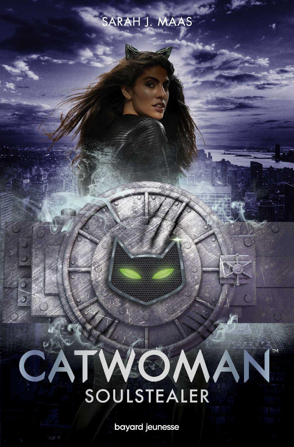 Couverture de «Catwoman : Soulstealer»
