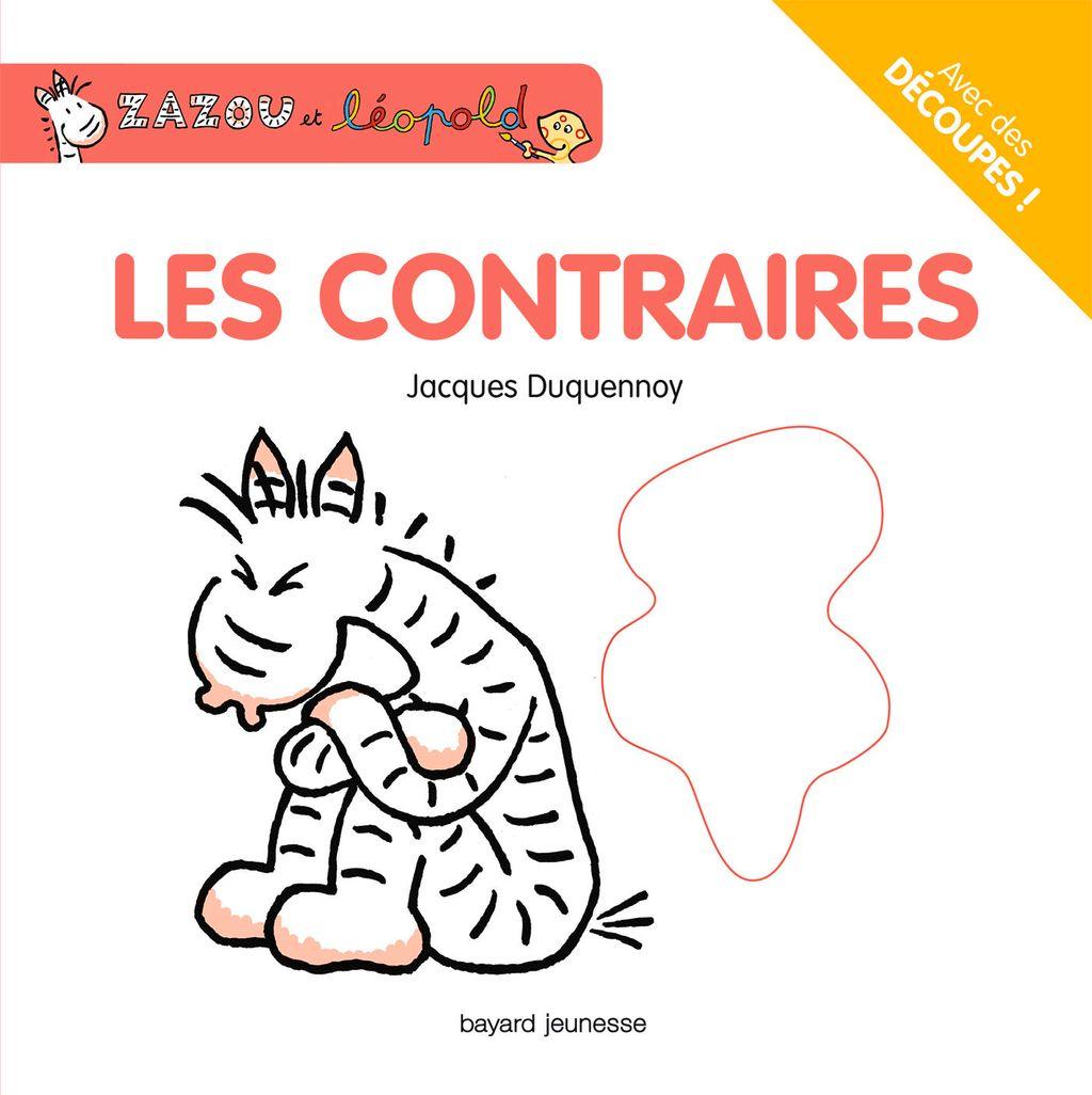 Couverture de «NED Zazou et Léopold Les contraires»