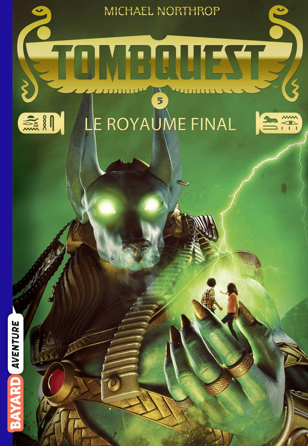 Couverture de « Le Royaume final »
