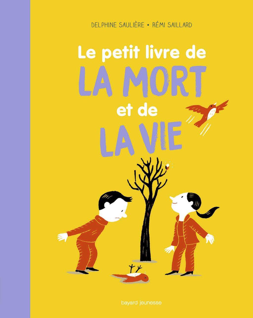 Couverture de «Le petit livre de la mort et de la vie»