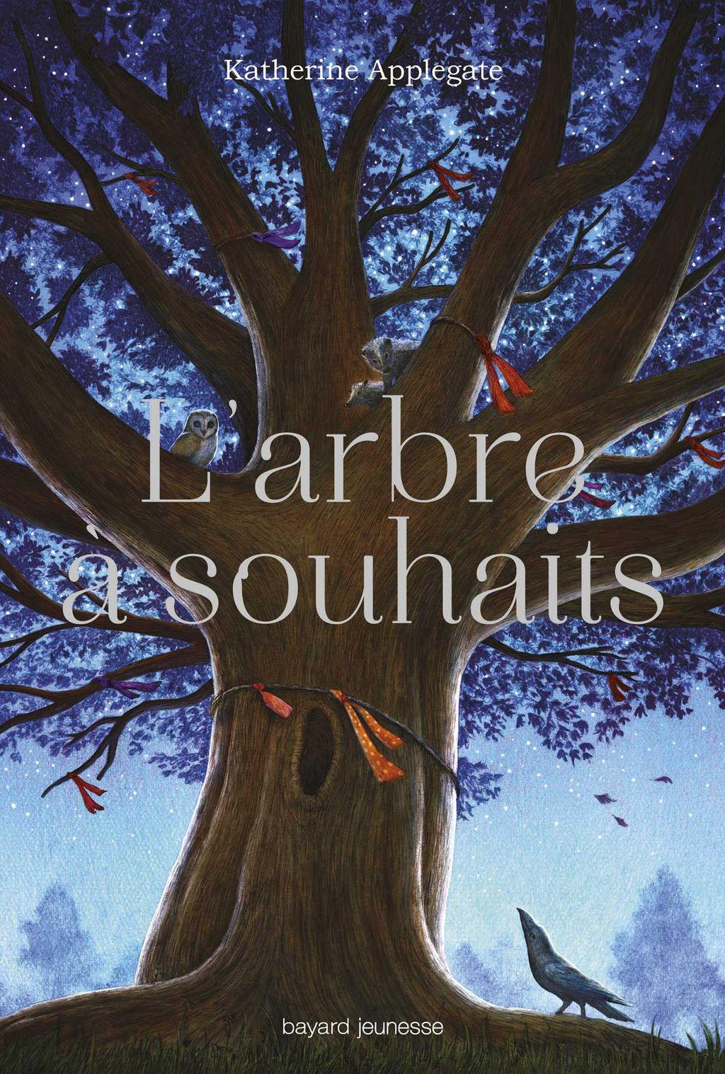 Couverture de «L'arbre à souhaits»
