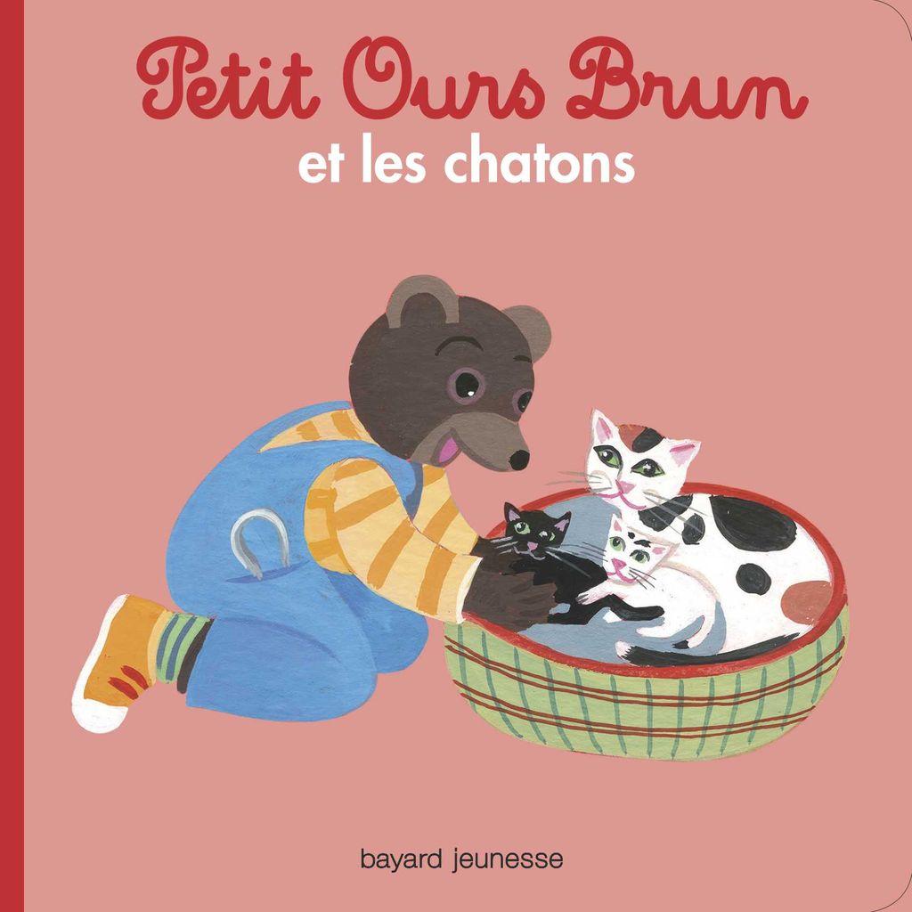 Couverture de «Petit Ours Brun et les chatons»