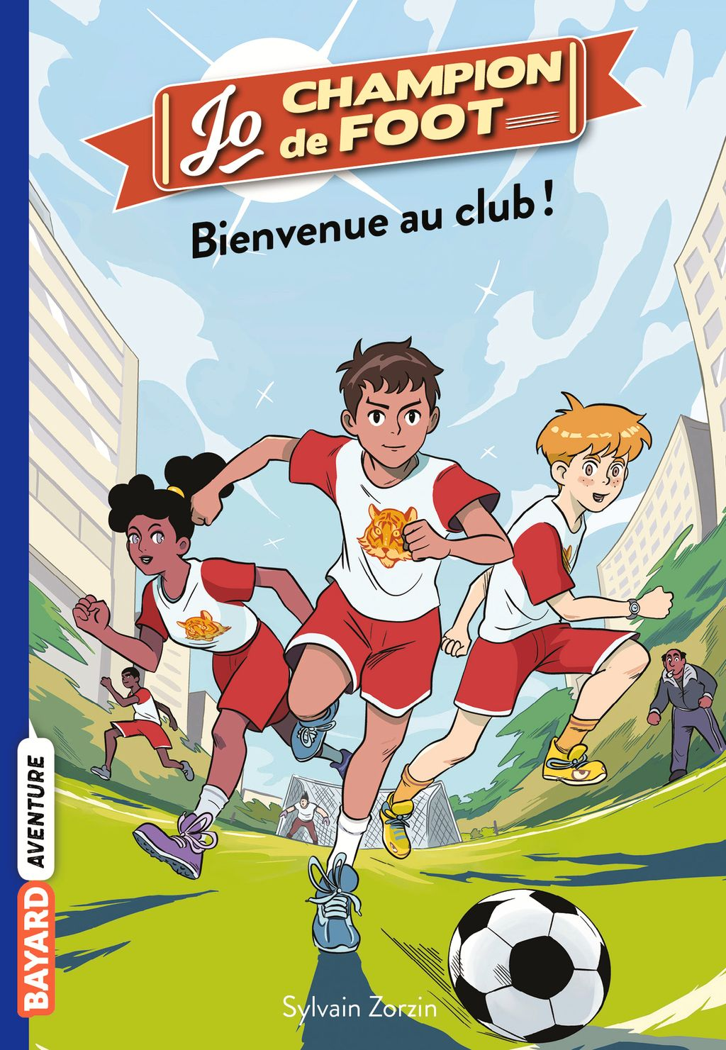 « Bienvenue au Club ! » cover