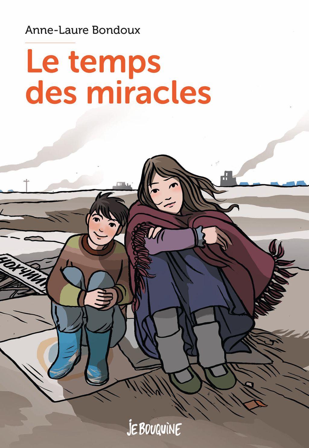 Couverture de «Le temps des miracles»