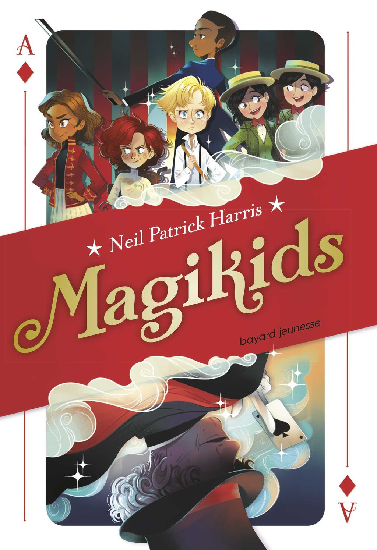 Couverture de «Magikids – T1»