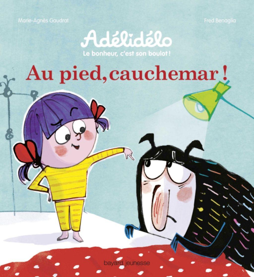 «Au pied, cauchemar !» cover