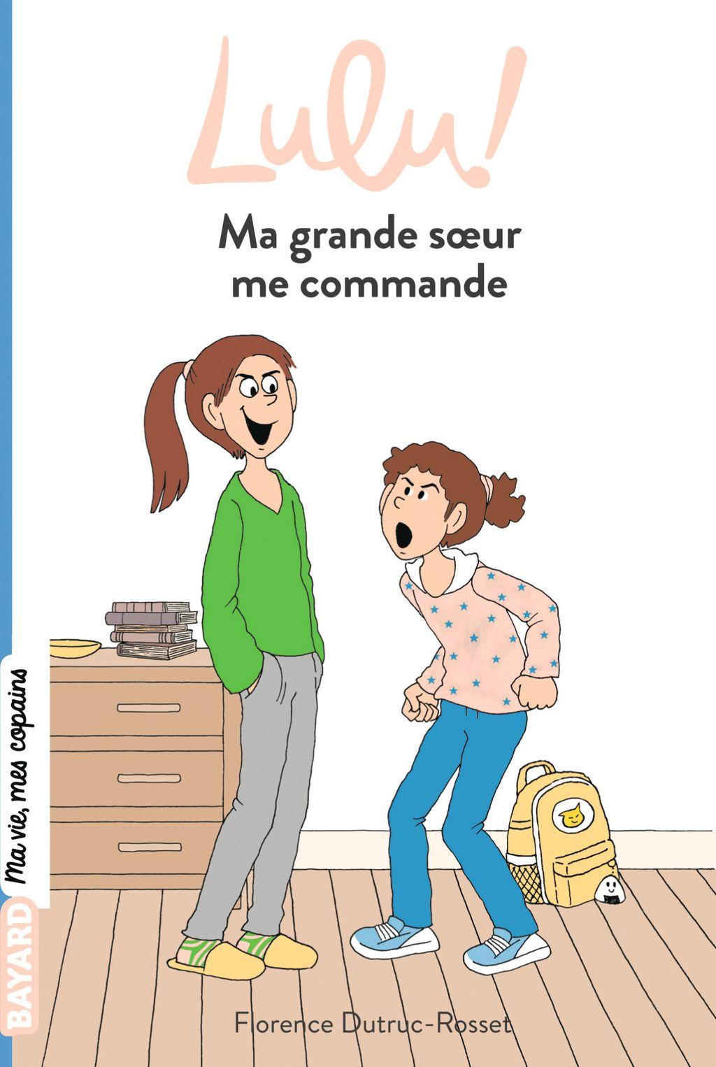 «Ma grande soeur me commande» cover