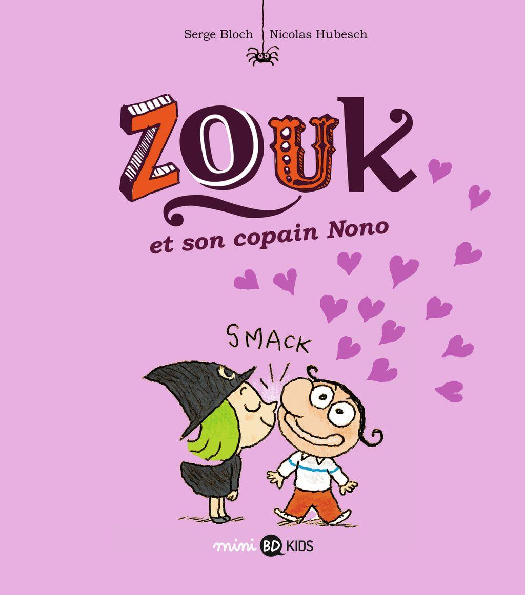 «Zouk et son copain Nono» cover