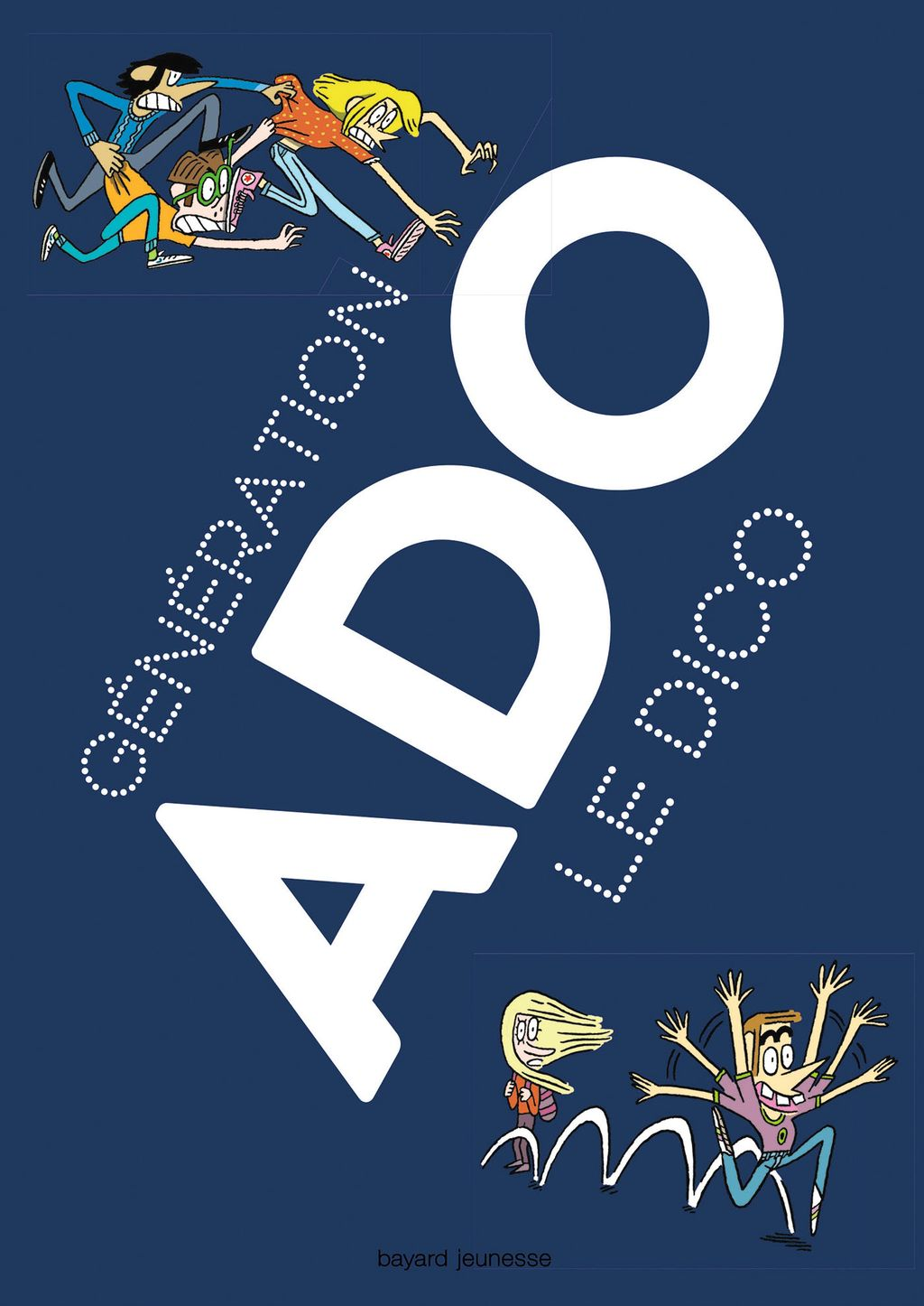 Couverture de «Génération ado 2018-2019 9e édition»
